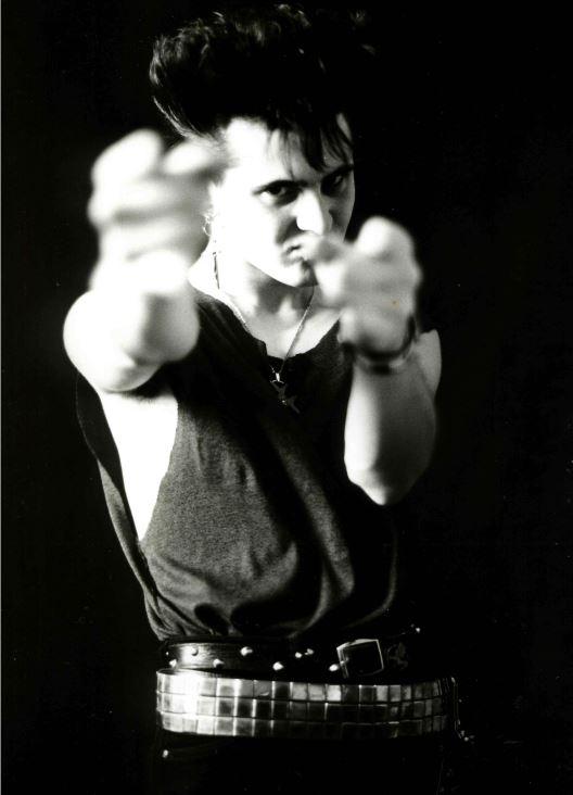 Punk Benedict 1989