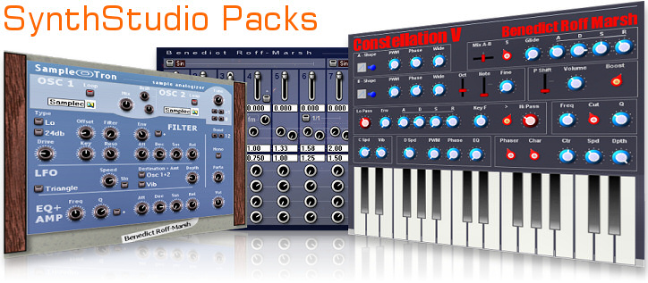 SynthStudio Pack-montage