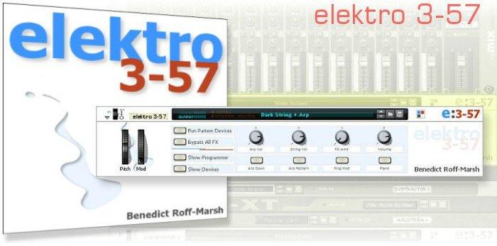 elektro 3-57 ReFill
