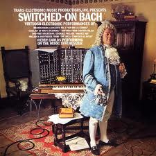 Walter Carlos - Switched On Bach