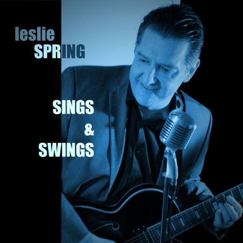 Leslie Spring Sings and Swings - Front