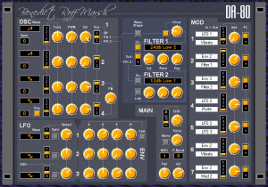 Synthstudio Pack DA-80