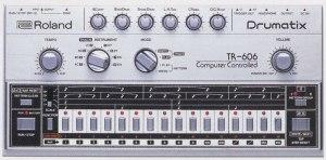 TR-606 Drumatix