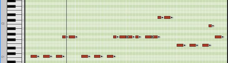 Bass Line 1