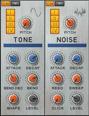 Tone & Noise Modules
