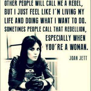 Joan Jett - Rebel