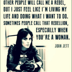 Joan Jett - Rebel