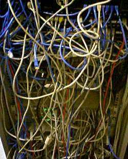 Cable Spaghetti