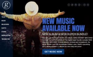 Garth Brooks.com