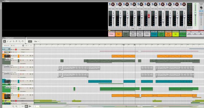 Sequencer & Mixer