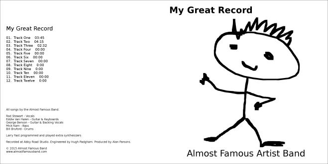 Album Cover - click for GIMP Template file