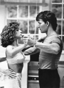 Dirty Dancing - getting the