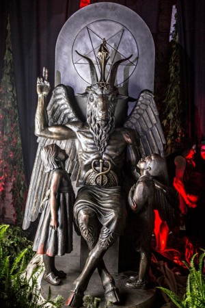 Baphomet Monument USA