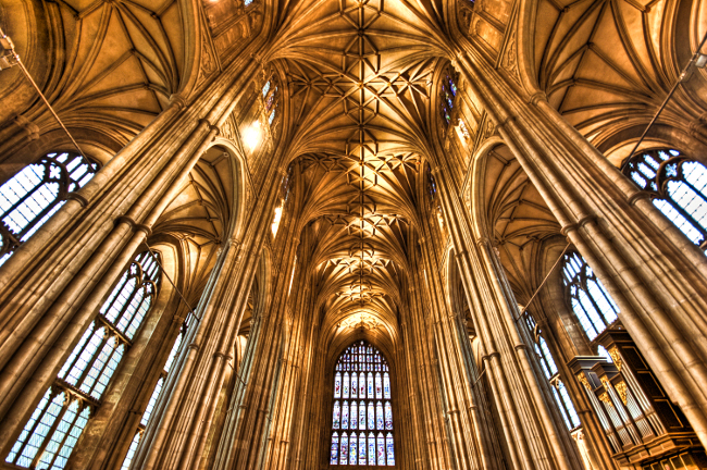 Canterbury Cathedral England