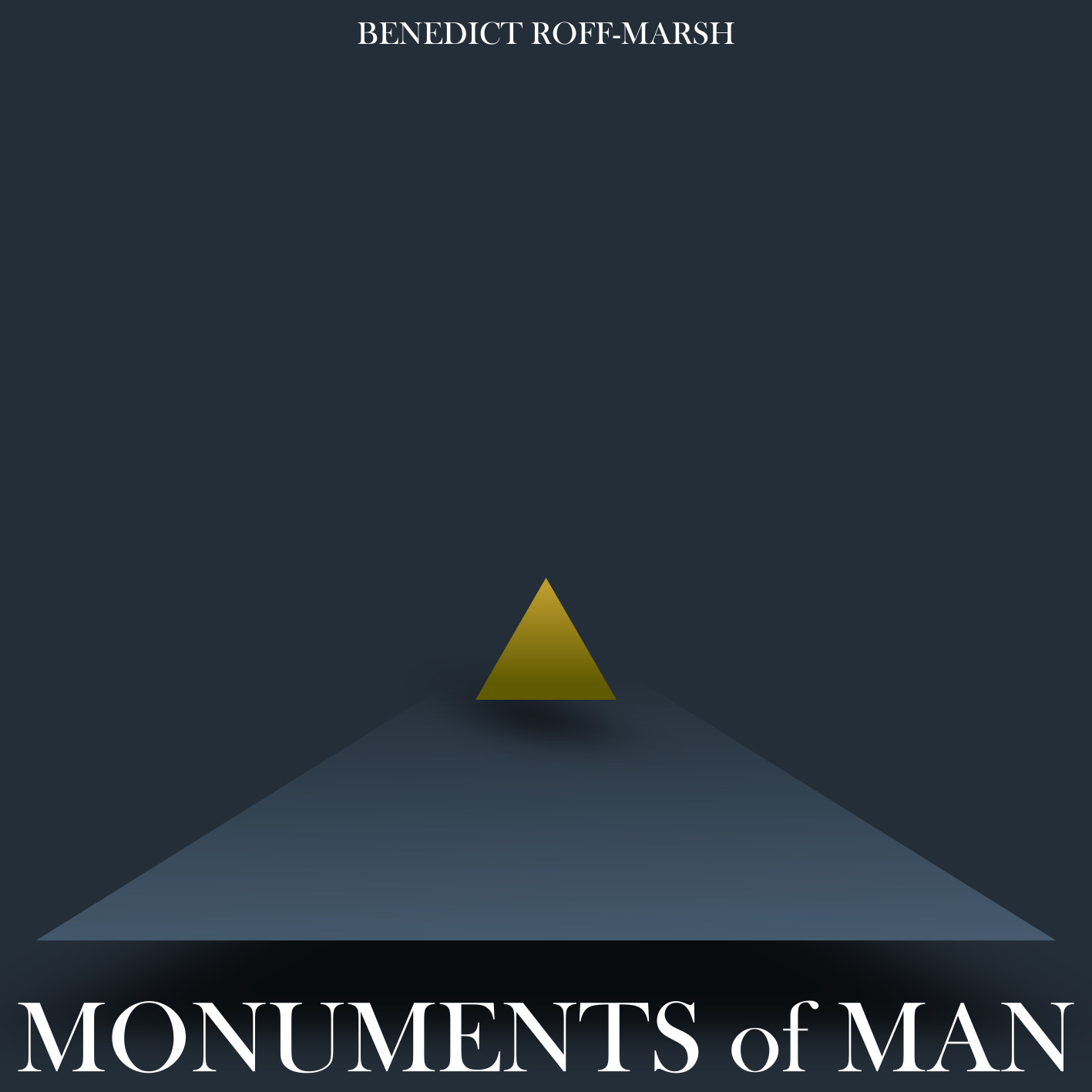Monuments of Man Cover - Cover