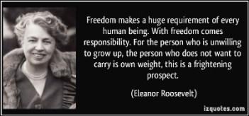 ER - Freedom