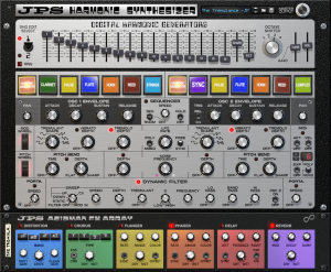 jps-harmonic-synthesizer