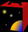Space Case Logo