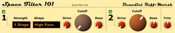 Space Filter 101