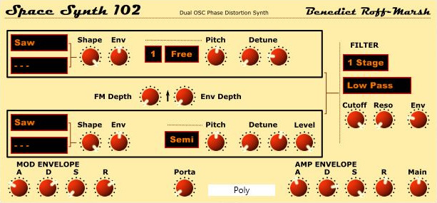 Space Synth 102