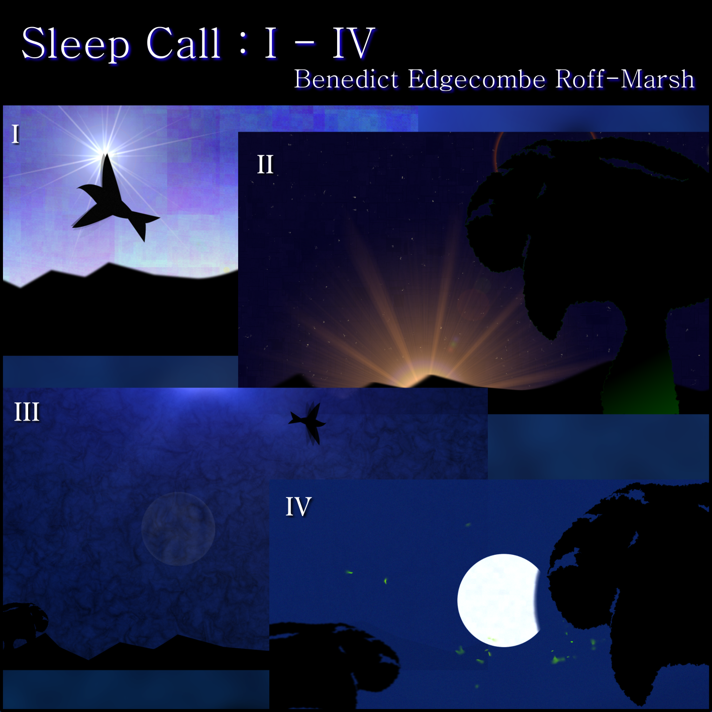 Sleep Call I-IV