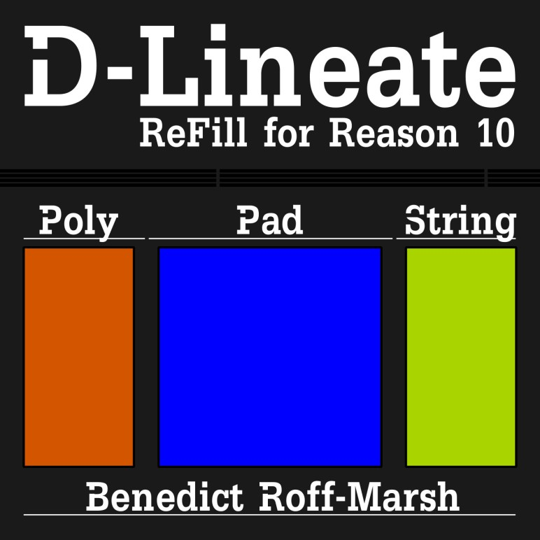 D-Lineate ReFill