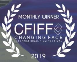 Changing Face International Film Festival - Best Animated Short July 2019